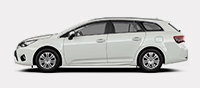 Avensis Touring Sports seitlich