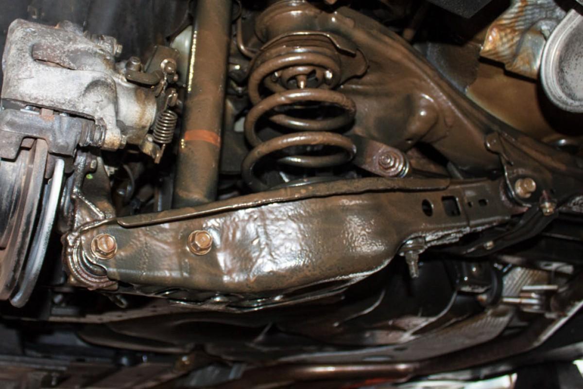 2016 Honda Element >> Hohlraumversiegelung & Unterbodenschutz - Rost vorbeugen | Keusch