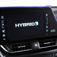 Toyota C-HR 8-Zoll-Display