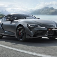 Toyota GR Supra Front