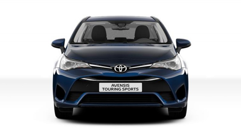 Avensis Touring Sports Frontansicht