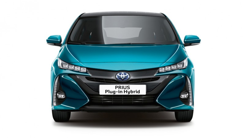 Prius Plug-in Frontansicht