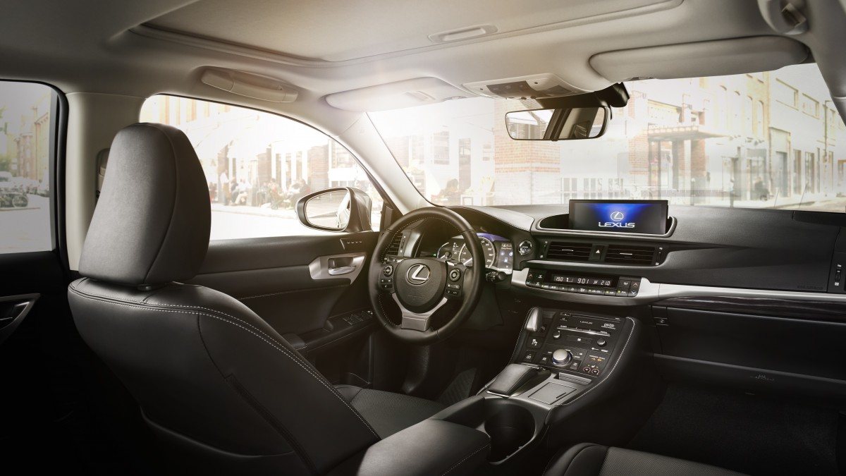 Lexus CT Interieur
