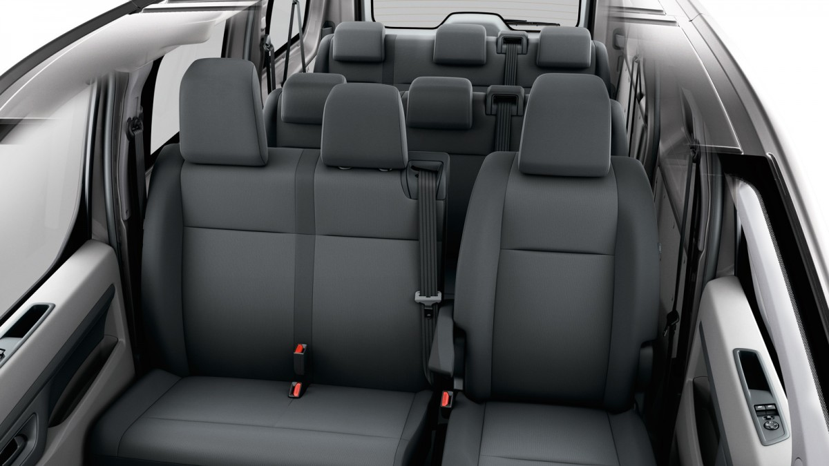 toyota proace verso der family business van keusch. Black Bedroom Furniture Sets. Home Design Ideas