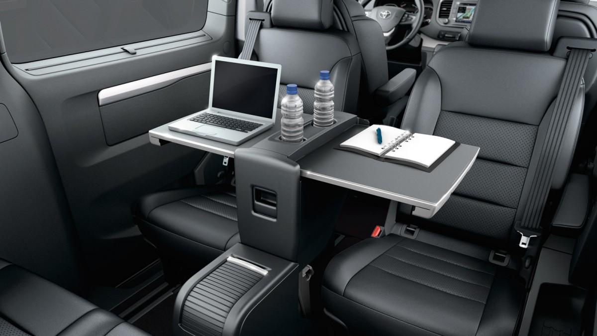 Toyota Proace Verso - Der Family- & Business-Van | Keusch